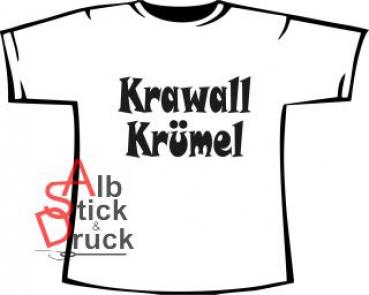 Krawall Krümel