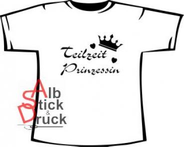 Teilzeit Prinzessin