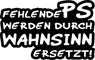 Fehlende PS